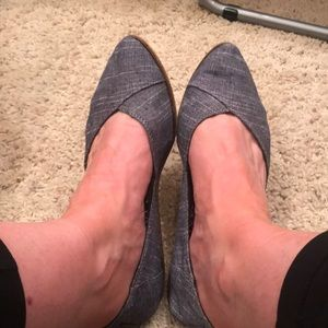Toms Shoes - Toms medium heathered blue